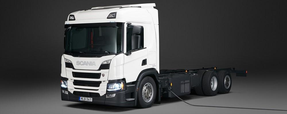 Scania%20P%20360%20Plug-in-Hybrid_Telematik-Markt_web E-Mobilität im Fernverkehr: Scania stellt die neuen Lkw-Modelle vor