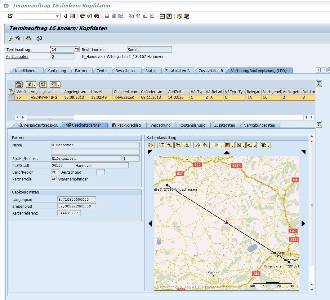 Telematik zur touren und laderaumplanung telematik markt for Raum planungs software