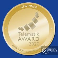 2020_Telematik-Award_Gew_web Telematik Award 2020: Die Gewinner der Kategorien Lagerlogistik, Bauwirtschaft, und Automatisiertes Fahren