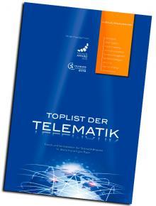 """2021-Cover-TOPLIST-Telematik_web Druckfrisch: Die neueste Ausgabe der """"TOPLIST der Telematik"""" zum großen Award-Jubiläum!"""