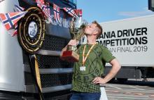 Andreas%20Nordsj%C3%B8_Scania_Telematik-Markt_web Norweger Andreas Nordsjø gewinnt eigenen Lkw bei den Scania Driver Competitions