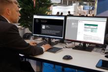 Arealcontrol_Display_Telematik-Markt_web ArealPilot 360° nun im Mercedes-Benz Truck App Portal verfügbar