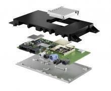 Continental_TCU_Assembly_Telematik-Markt_web Continental erhält Telematik-Serienauftrag zur 5G-basierten Vernetzung von Nutzfahrzeugen