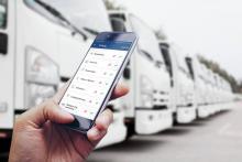 DAKO_App-drive-Abfahrtskontrolle_Telematik-Markt DAKO auf der NUFAM 2021: Kosten- und Zeitersparnis für das Transportgeschäft
