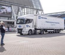 Knorr-Bremse zieht positives Fazit zum massiven Messeauftritt auf der IAA