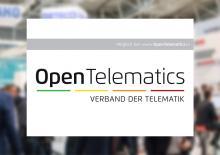 Telematik-Verband OpenTelematics zeigt Flagge auf der transport logistic
