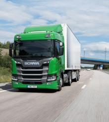 Mautbefreiung steigert bei Scania die Nachfrage nach Gas-Lkw