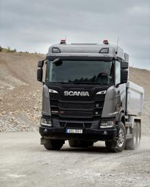 Scania%20R%20580%20XT%20V8_Telematik-Markt_web Telematik erhöht Betriebszeit der Industriemotoren von Scania
