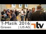 Trailer: Telematik für die Speditionsbranche auf der T-Matik 2016 | Telematik.TV