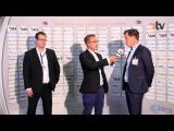 Lex Ten Veen und Anton Brucker über ihre Sponsorenrolle beim Telematik Award 2015