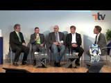 Roboter-Therapie und vernetzte Behandlung - Podiumsdiskussion zur Human-Telematik