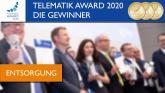 #TelematikAward2020: Gewinner der Kategorie #Entsorgung